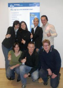 bookingcom Team Österreich