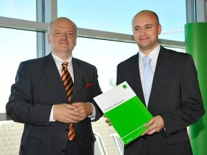 Markus Schauer nominierung Wifi Trainer Award 2009