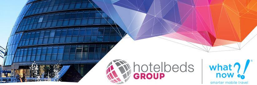 HOTELBEDS und What Now erstellen gemeinsam eine Hotel-App